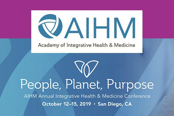 2019 AIHM Annual Integrative Health & Medicine Conference