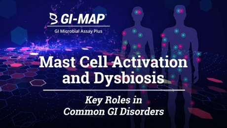 Mast Cell Activation and Dysbiosis