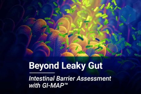 Beyond Leaky Gut – Intestinal Barrier Assessment with GI-MAP™