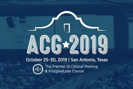 AGC 2019 - American College of Gastroenterology