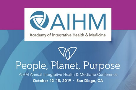 AIHM Annual Integrative Health & Medicine Conference - People, Planet, Purpose