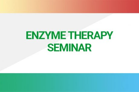 Enzyme Therapy Seminar