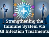 Strengthening the Immune System via GI Infection Treatments