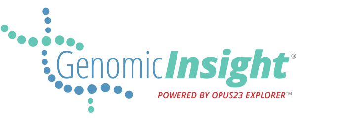GenomicINSIGHT - Powered by Opus23